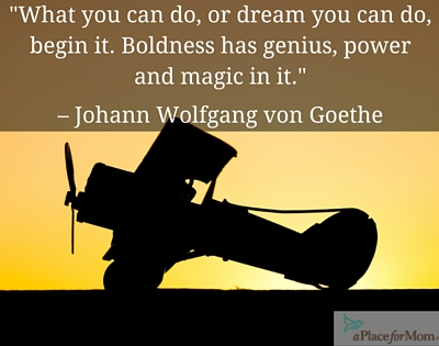 What You Can Do or Dream You Can Do