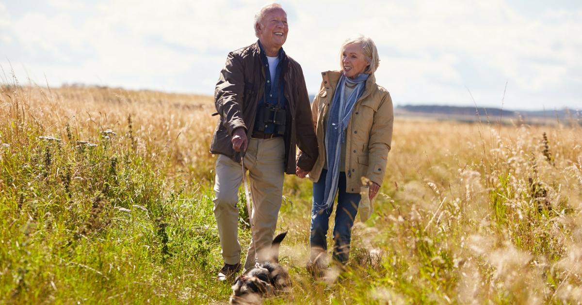 Secrets to Living a Longer (Happier) Life