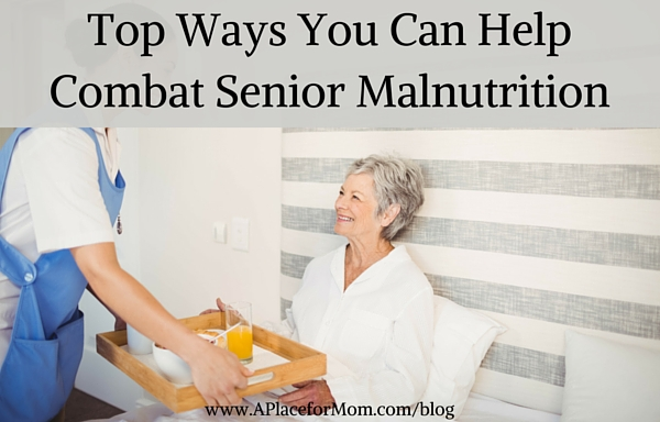 Top Ways You Can Help Combat Senior Malnutrition