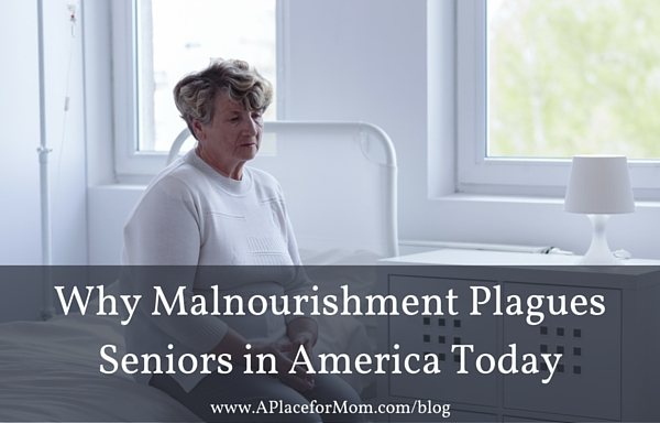 Why Malnourishment Plagues Seniors in America Today