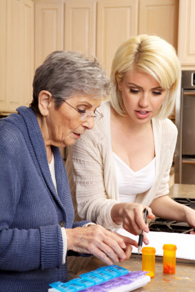 Family Caregivers Often Provide Medical Care