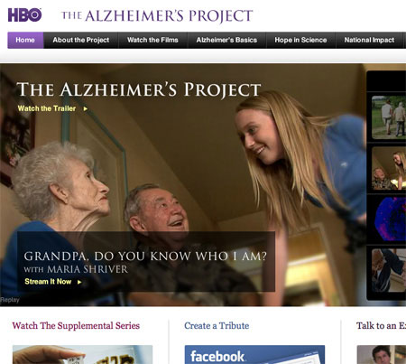 HBO's Alzheimer's Project