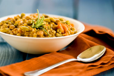 Naturopathic Physician Recommended Lentils and Brown Rice