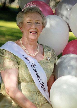 Ms. Emeritus 2011