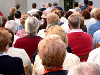 TED Talks on Aging