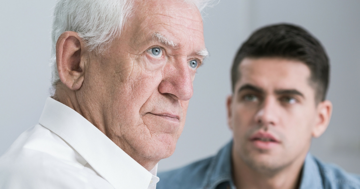 Tips for Delivering Bad News to Senior Parents