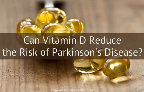 Can Vitamin D Reduce the Risk of Parkinson's Disease?