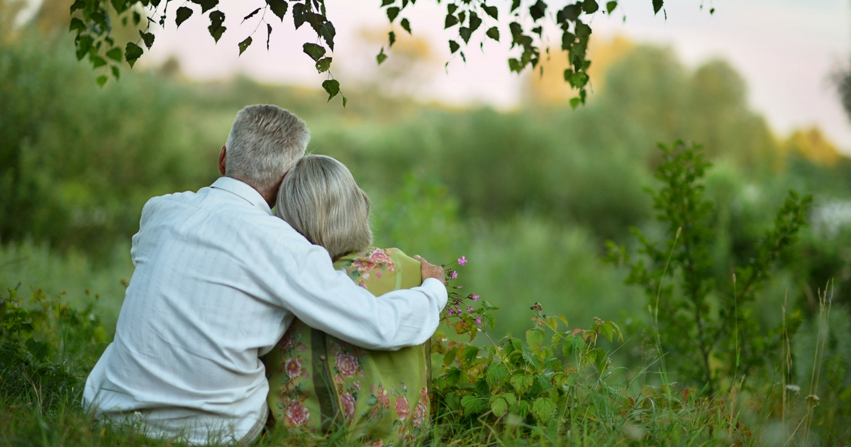 10 Best Things About Growing Old