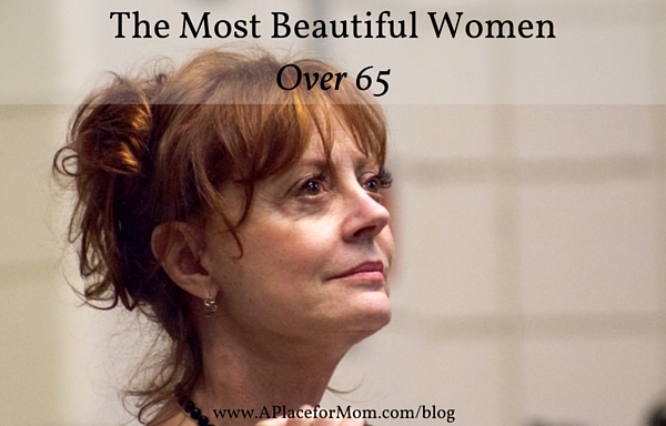 The Most Beautiful Women Over 65
