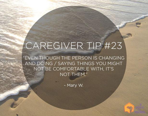 A Place for Mom Caregiver Tip 23