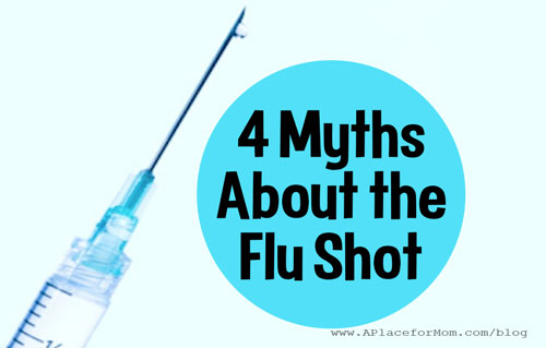 Myths About The Flu Shot