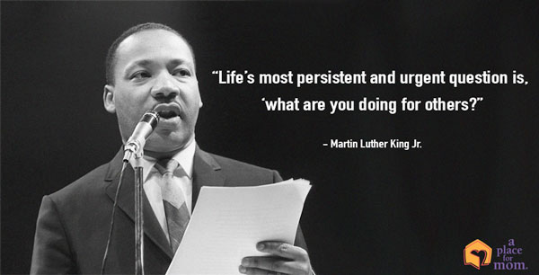 What Are You Doing For Others Quote