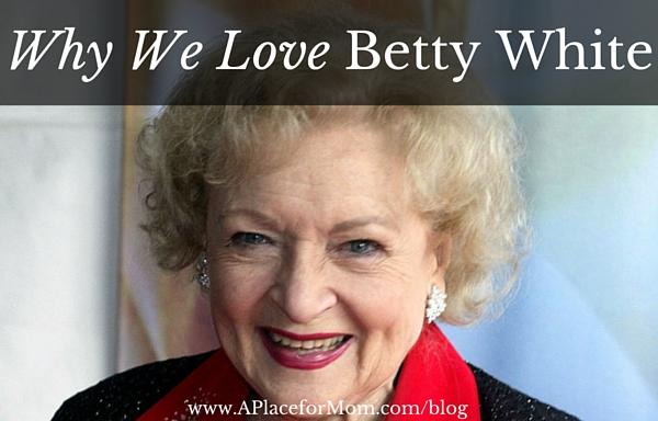 Why We Love Betty White