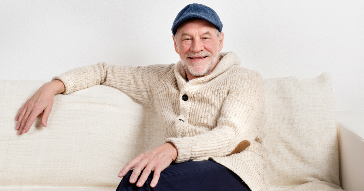 Why More Men are Moving to Assisted Living