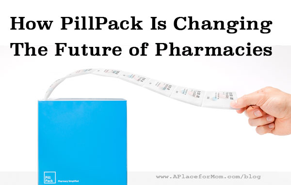 How PillPack is Changing the Future of Pharmacies