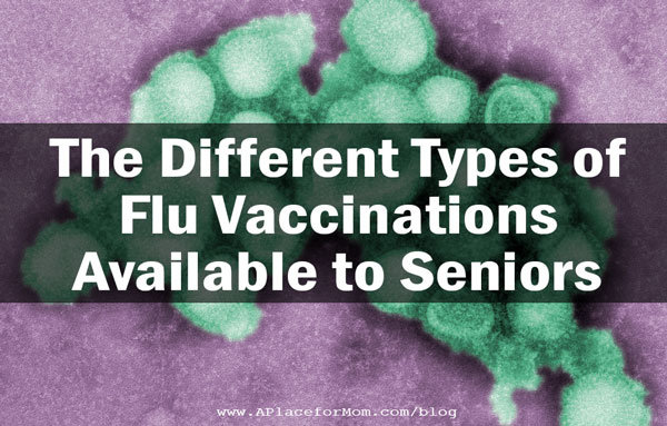 The Different Types of Flu Vaccinations Available to Seniors