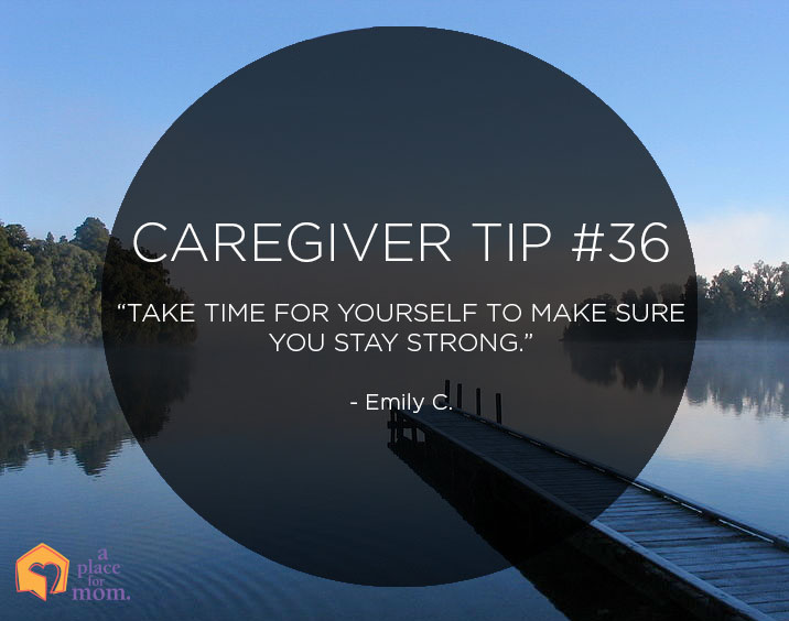 A Place for Mom's Caregiver Tip