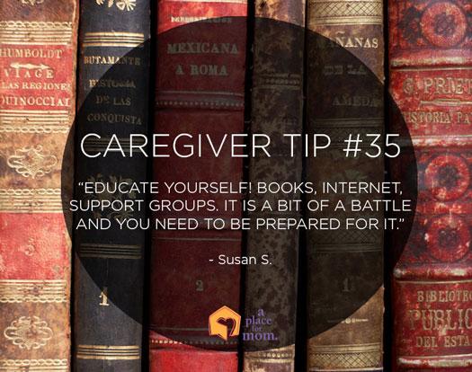 Caregiver #35