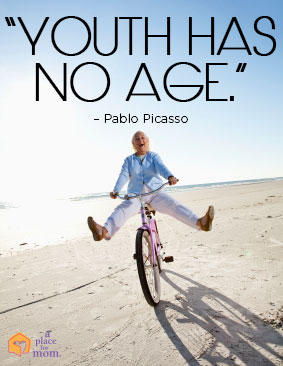 Quote: Youth Has No Age