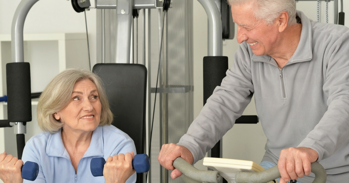 Innovative Product Helps Seniors Stay Fit