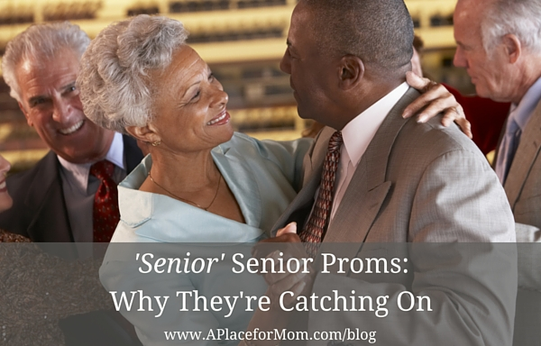 'Senior' Senior Proms: Why They're Catching On