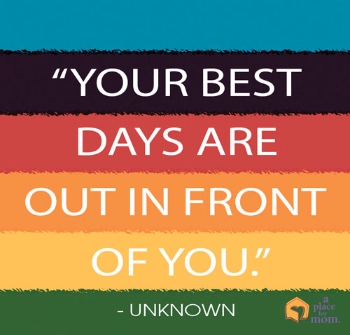 Quote: Your Best Days