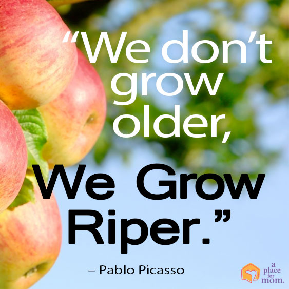 Quote: We Don't Grow Older