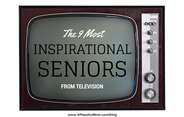 9 Most Inspirational Seniors from Television