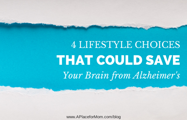 4 Lifestyle Choices That Could Save Your Brain from Alzheimer's