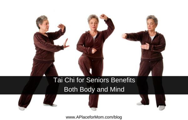 Tai Chi For Seniors Benefits Both Body And Mind