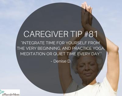 Caregiver Tip #81