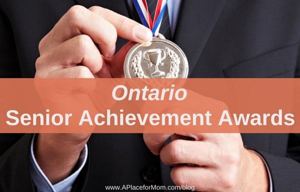 Ontario Senior Achievement Awards