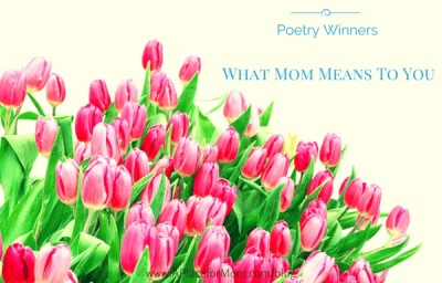 Mother's Day Poetry Contest