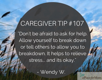 Caregiver Tip #107