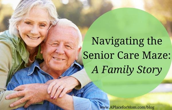 Navigating the Senior Care Maze: A Family Story