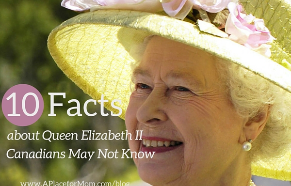 10 Facts about Queen Elizabeth II Canadians May Not Know