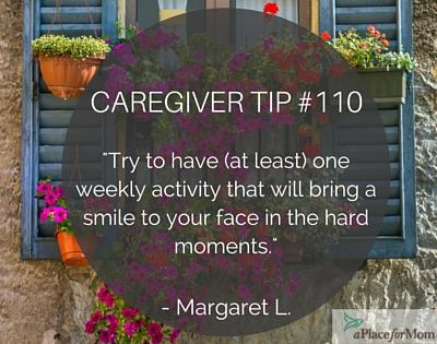 Caregiver Tip #110