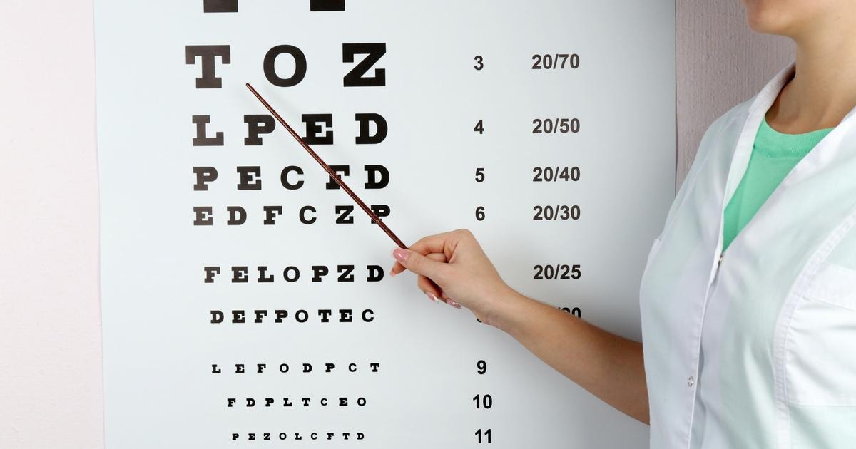 Senior Eye Health