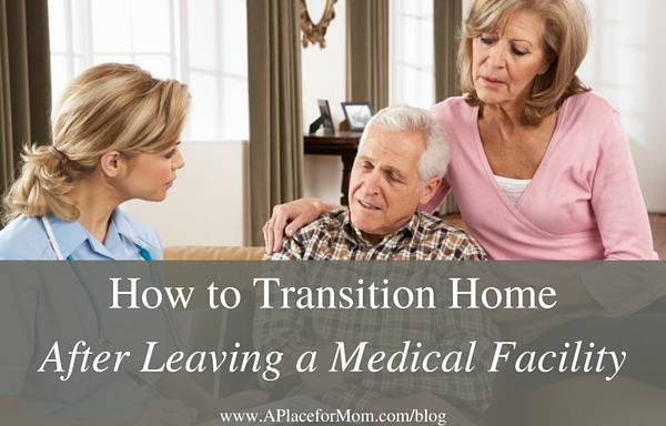 How to Transition Home After Leaving a Medical Facility