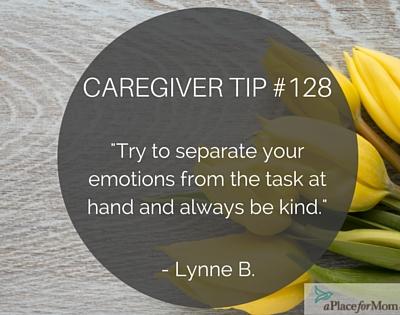 Caregiver Tip #128