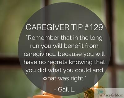 Caregiver Tip #129