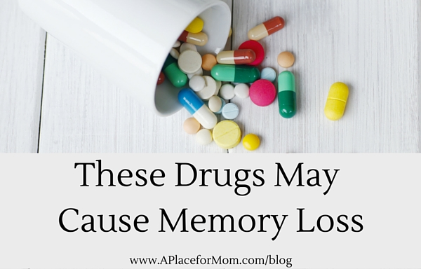 These Drugs May Cause Memory Loss