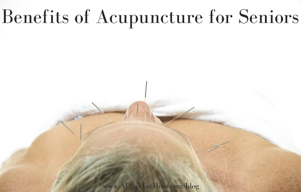 Benefits of Acupuncture for Seniors
