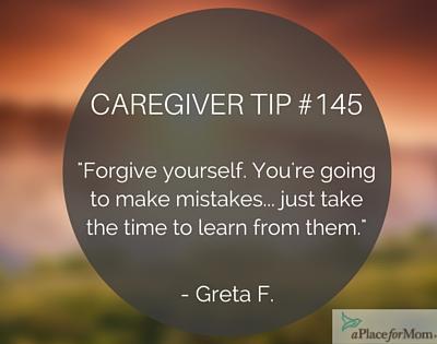 Caregiver Tip #145