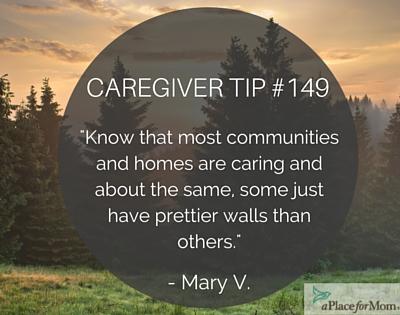 Caregiver Tip #149