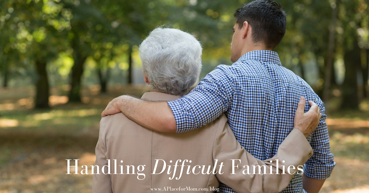 Handling Difficult Families