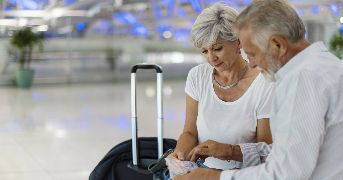 Traveling with an Elderly Parent