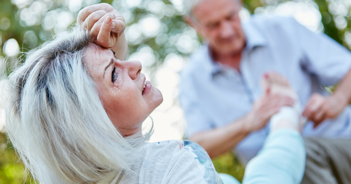 Senior Fall Prevention: Is Technology the Answer?