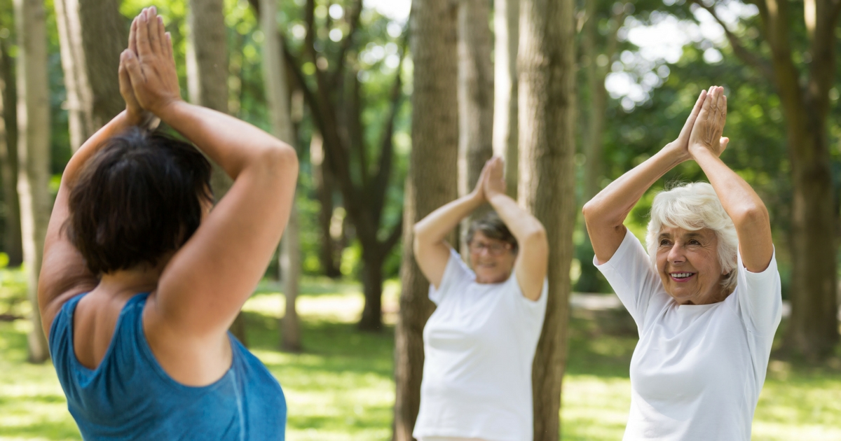 Yoga and Other Low-Impact Exercises for Seniors