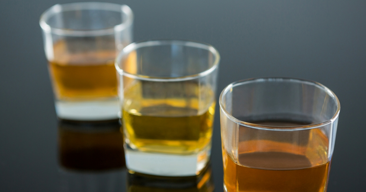 Alcohol Abuse Rises with Age